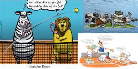 doppel tennis